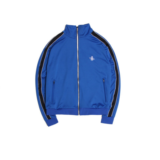 [DUCK DIVE]+82 TRAINING TRACK TOP _BLUE