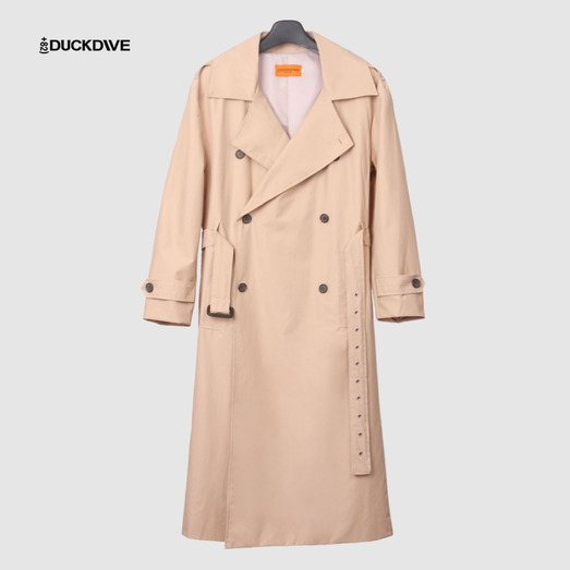O.S.L TRENCH COAT_Baby pink