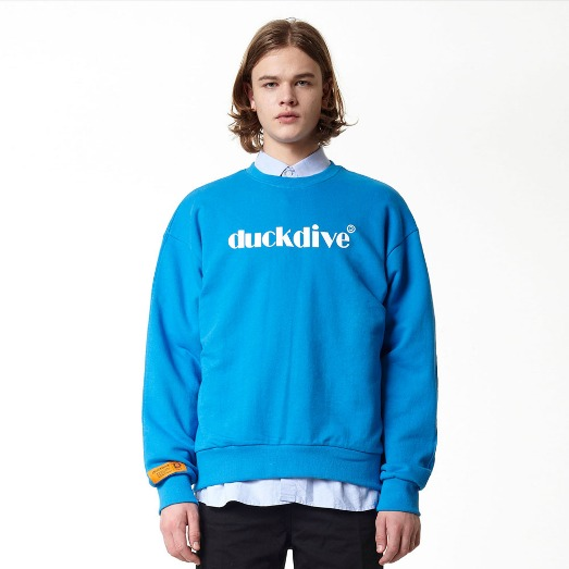 EMOTION LOGO_CREWNECK_LIGHT BLUE