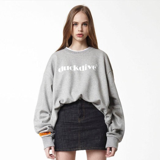 EMOTION LOGO_CREWNECK_GRAY