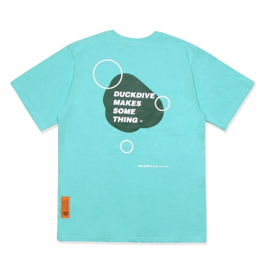 WATER DROP TEE MINT