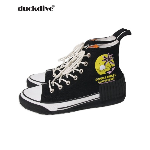DKDV C.B BUMPER HIGH BLACK