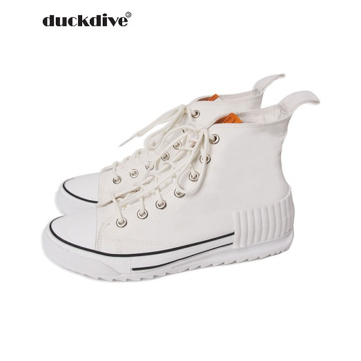 DKDV BUMPER HIGH WHITE