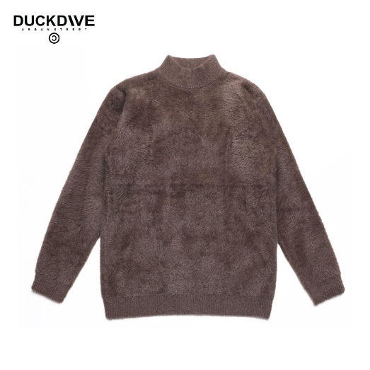 PREMIUM WOMAN KNIT BROWN